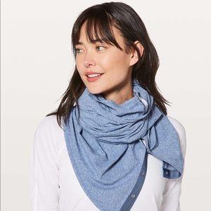 BRAND NEW Lululemon Vinyasa scarf